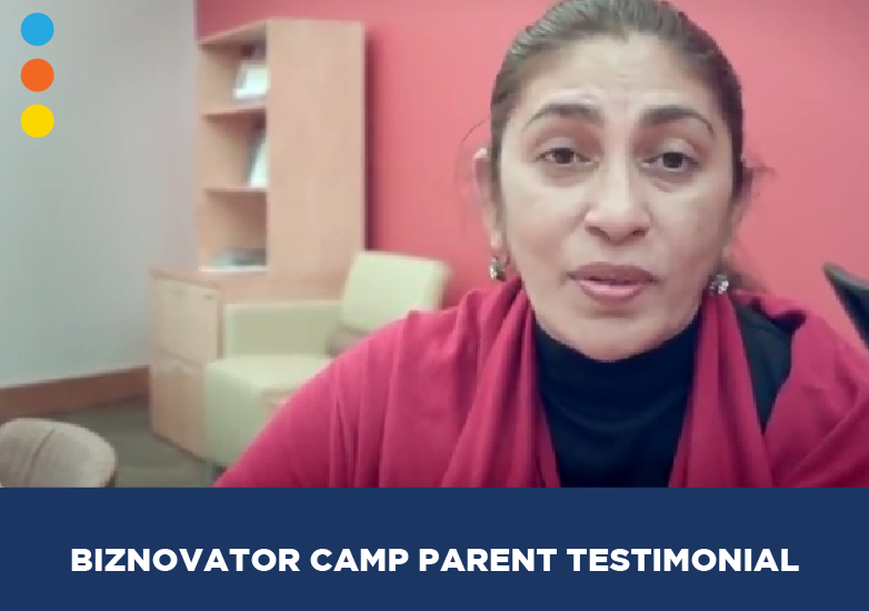 VIDEOBLOG - CAMP PARENT TESTIMONIAL