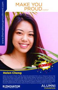 ALUMNI Helen Cheng I I
