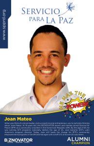 Joan Mateo