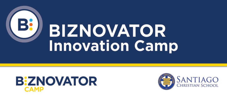 BIZNOVATOR Innovation Camp at Santiago Christian School