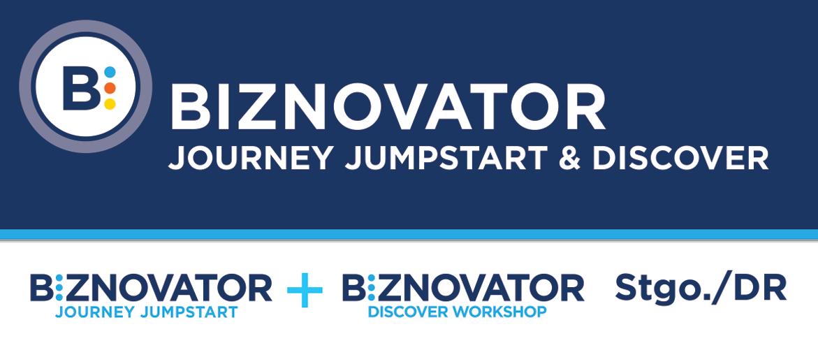 BIZNOVATOR Journey Jumpstart & Discover Workshop at Santiago