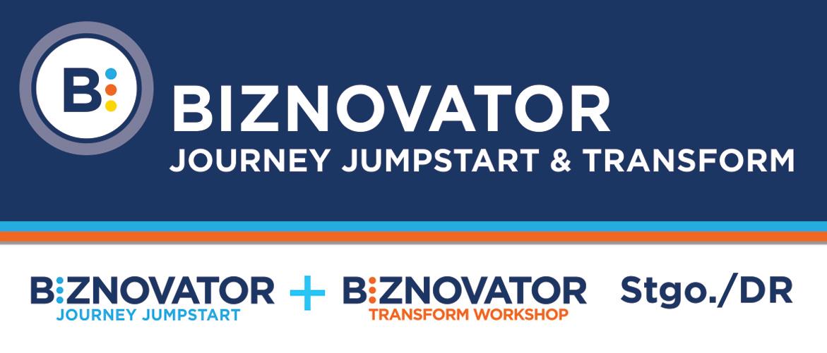 BIZNOVATOR JOURNEY JUMPSTART & TRANSFORM WORKSHOP EN PUCMM SANTO DOMINGO