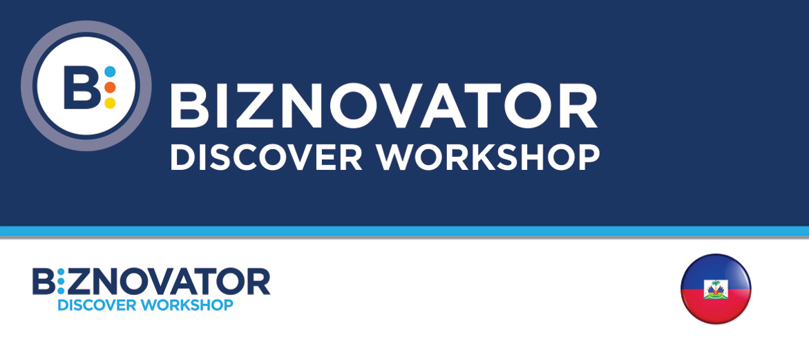BIZNOVATOR DISCOVER WORKSHOP
