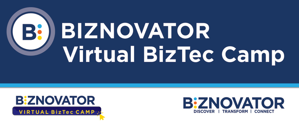 BIZNOVATOR VIRTUAL BizTec Camp